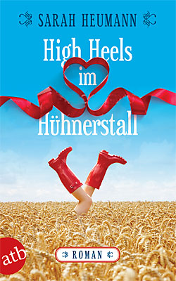 Cover High Heels im Hühnerstall